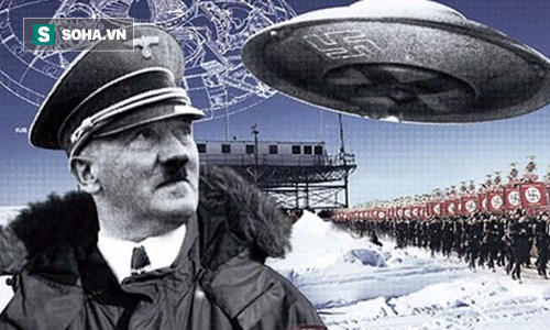 Phát hiện cầu thang khổng lồ ở Nam Cực: Nghi vấn căn cứ lạ của người ngoài hành tinh - Ảnh 2.