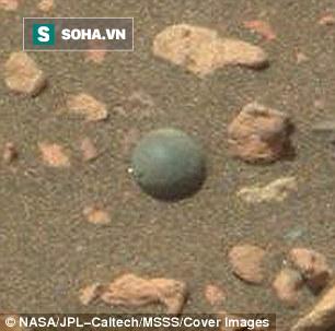 Phát hiện vật thể lạ trên Sao Hỏa: Nghi vấn của người ngoài hành tinh - Ảnh 1.