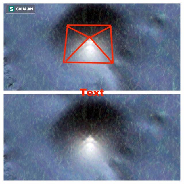 Google Earth phát hiện ra kim tự tháp ngoài khơi bờ biển Mexico - Ảnh 2.