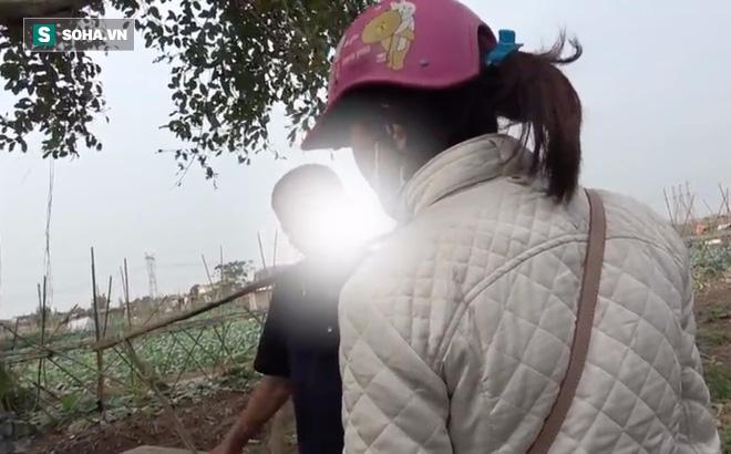 Video: Cận cảnh rau sạch tưới nước bẩn tại Hà Nội - ảnh 4