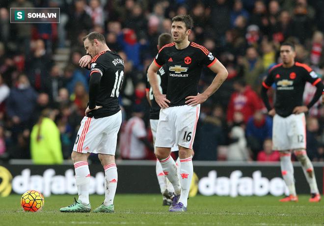 Thắng như chẻ tre, Man United của Mourinho vẫn sẽ cán đích kém cả thời Louis van Gaal - Ảnh 1.