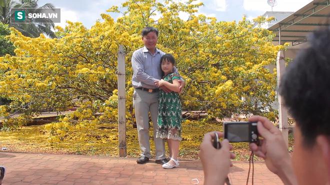 Cận cảnh cây mai được trả giá 2 tỷ ở Đồng Nai - Ảnh 7.