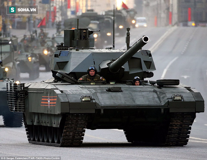 Chuyên gia quân sự Việt Nam: Pháo xe tăng - 120, 125 hay 140mm? - Ảnh 2.