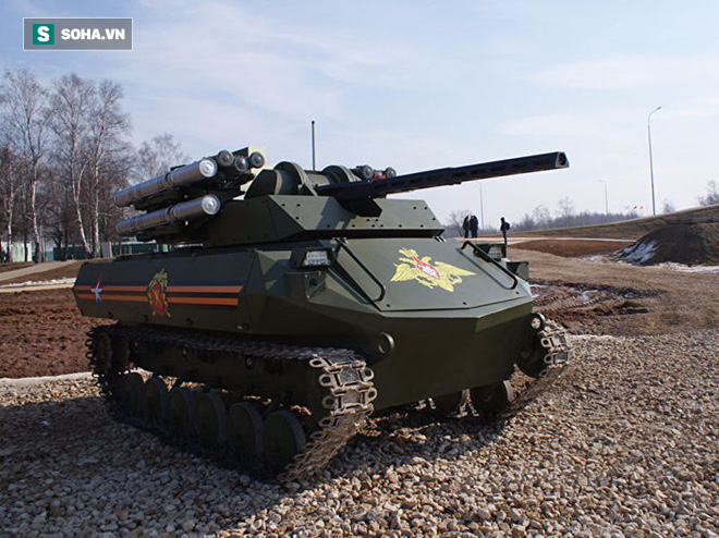 Tiết lộ vũ khí mới sắp được Nga thử nghiệm tại Syria - Ảnh 1.