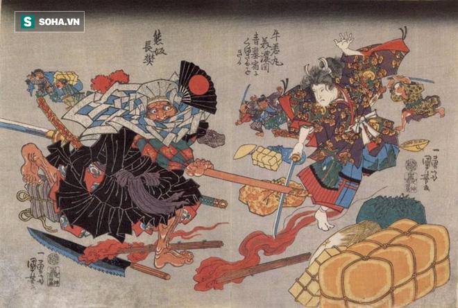 Minamoto Yoshitsune - Dũng tướng huyền thoại, nổi tiếng bậc nhất Nhật Bản - Ảnh 1.