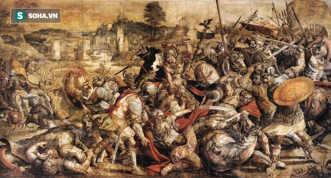 Tours - Trận chiến mang ý nghĩa lịch sử đối với toàn bộ châu Âu - Ảnh 2.