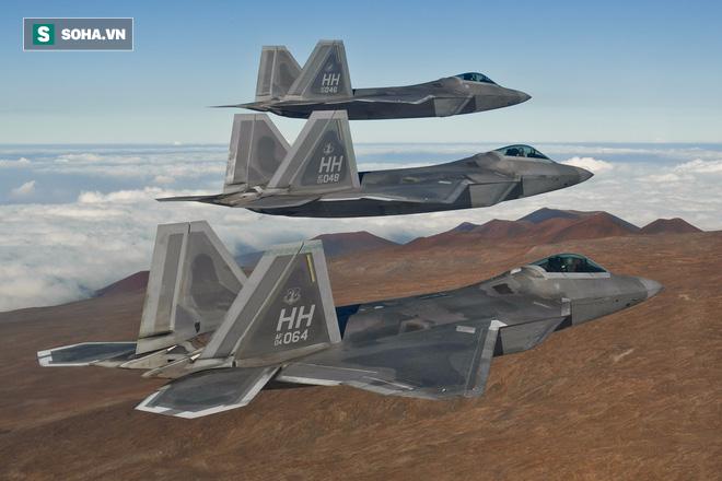 Tiêm kích F-22 Mỹ lâm nguy: Trung Quốc đã nắm được thóp, rình cơ hội - ảnh 1
