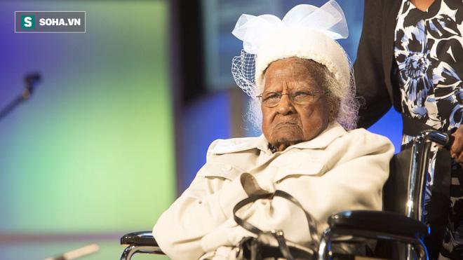 Cụ bà thọ hơn 116 tuổi nhờ 7 bí quyết bạn hoàn toàn có thể áp dụng được - Ảnh 1.