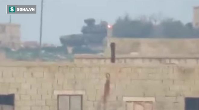 Lửa thử vàng: Không ngã qụy ở chiến trường khốc liệt Syria - Xe tăng T-90 tuyệt vời! - ảnh 1
