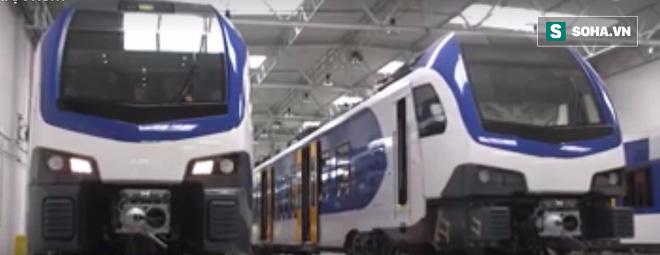 Hướng tới tương lai, Hà Lan sử dụng tàu hỏa chạy hoàn toàn bằng năng lượng gió - Ảnh 1.