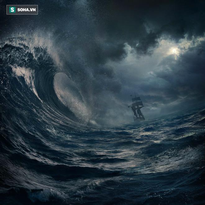 Giải mã bí ẩn tàu thuyền mất tích trên đại dương: Thủ phạm là sóng quái vật cao gần 30m? - Ảnh 1.