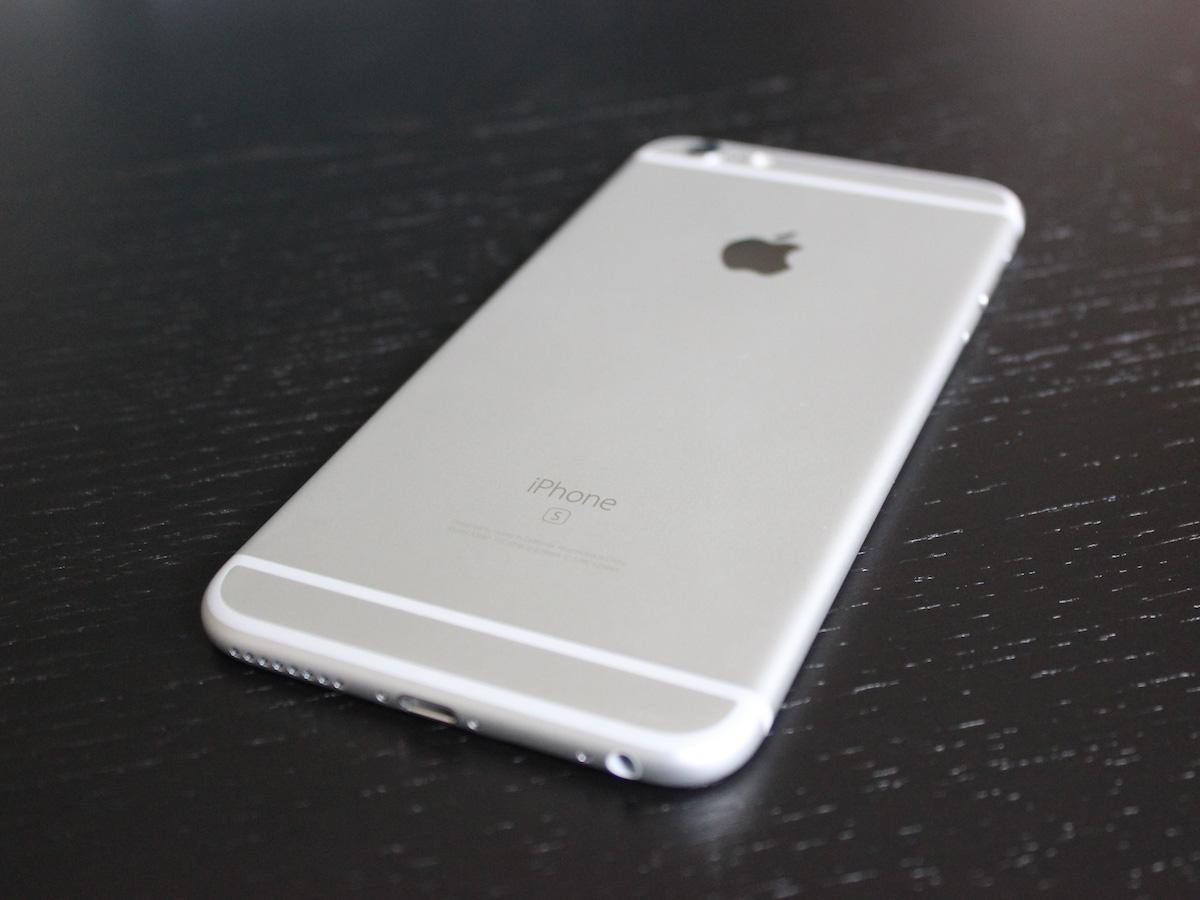 10 vn thng gp trn iPhone 6s v cch khc phc