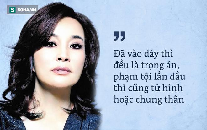 Từ ngôi sao hàng đầu, Lưu Hiểu Khánh phải sống 422 ngày cùng cực, sống không bằng chết trong tù - Ảnh 2.