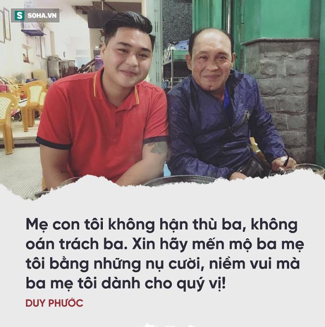 Con trai Lê Giang khẩn thiết: Mẹ con tôi không hận thù, không oán trách ba - Ảnh 2.
