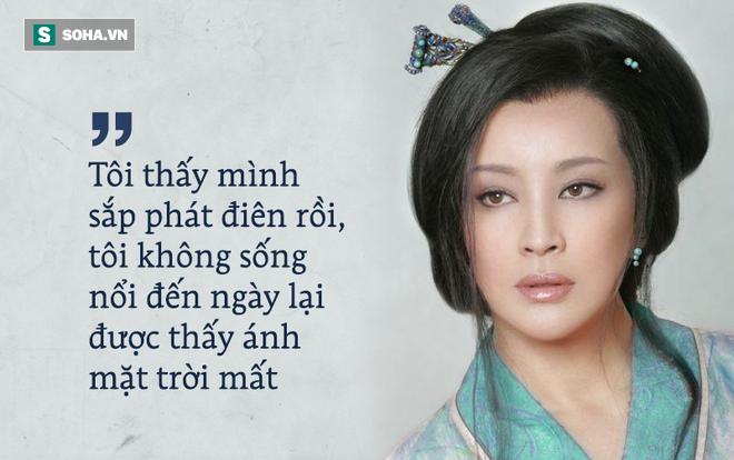 Từ ngôi sao hàng đầu, Lưu Hiểu Khánh phải sống 422 ngày cùng cực, sống không bằng chết trong tù - Ảnh 3.