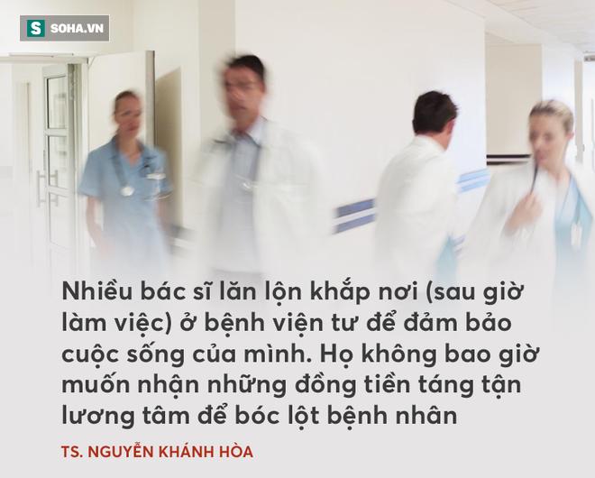 Còn 1 cơ may cho cả bác sĩ và người bệnh ở Việt Nam, Bộ Y tế hãy bảo vệ điều đó! - Ảnh 2.