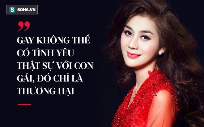 Lâm Khánh Chi: Có thể do Xuân Lan yêu quá nên không tin bạn trai mình là gay - Ảnh 2.