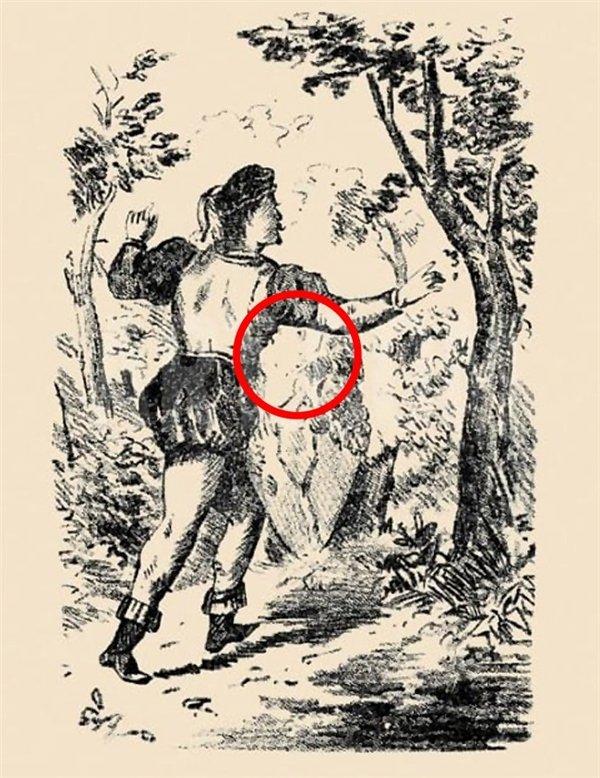 Bí mật ẩn trong bức tranh: Chỉ người óc logic sắc bén mới dễ dàng tìm ra - ảnh 11