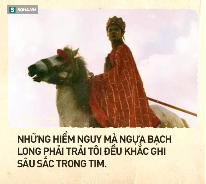 Cái kết thê thảm của chú ngựa Bạch Long Mã phim Tây Du Ký bản 1986 (P2) - Ảnh 3.