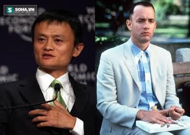 Cả thế giới học theo triết lý Jack Ma, còn Jack Ma lại hâm nộ một người thiểu năng trí tuệ - Ảnh 1.