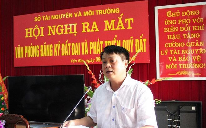 Giám đốc Sở TN&MT Yên Bái: Biệt phủ rộng 1,3 ha đứng tên vợ - Ảnh 2.