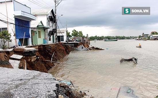 100 năm nữa, Đồng bằng sông Cửu Long sẽ biến mất? Chuyên gia Việt Nam lý giải  - Ảnh 1.