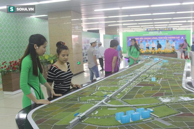 Cận cảnh nhà ga, tàu đường sắt trên cao Cát Linh - Hà Đông - ảnh 22