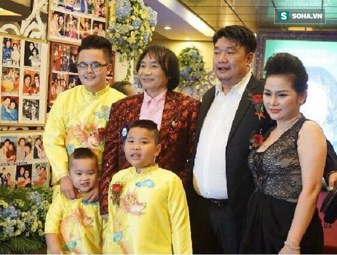 Con trai NSƯT Minh Vương: Công tử nhà giàu ham chơi, lấy vợ nghèo có 2 con riêng và kết thúc bất ngờ  - Ảnh 6.