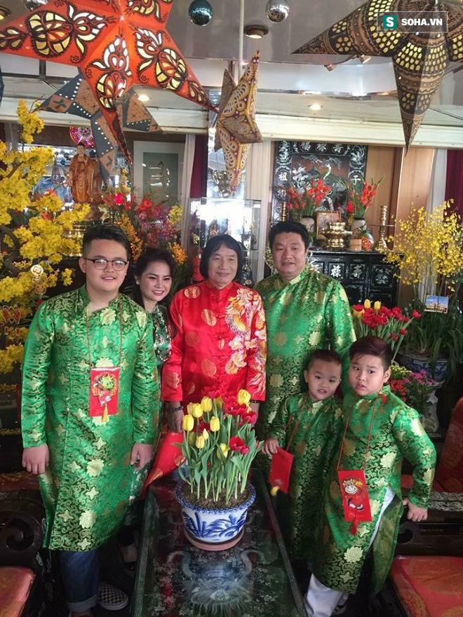 Con trai NSƯT Minh Vương: Công tử nhà giàu ham chơi, lấy vợ nghèo có 2 con riêng và kết thúc bất ngờ  - Ảnh 4.