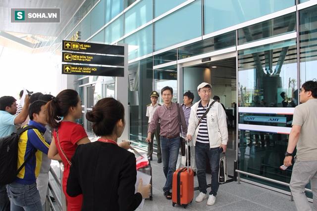 Đà Nẵng khánh thành nhà ga sân bay quốc tế từ vốn tư nhân - Ảnh 1.
