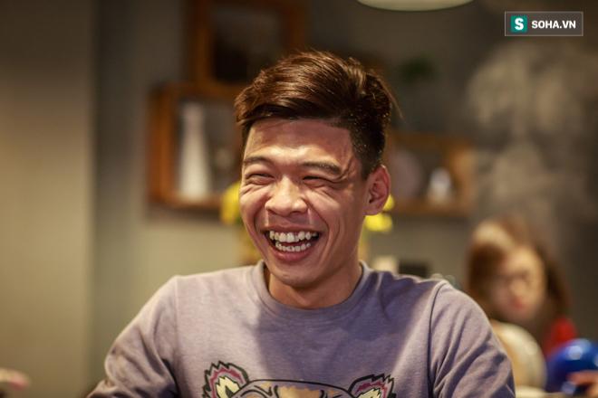 Nỗi lòng hát dở, mặt xấu của diễn viên trẻ nhất Táo quân 2017 - Ảnh 4.