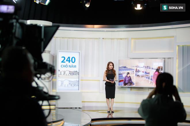 Cận cảnh buổi làm việc cuối cùng của BTV Trúc Mai tại VTV - Ảnh 6.