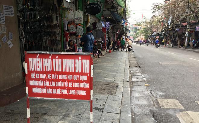 Ông Lê Hồng Giang: Vỉa hè Việt Nam – Kinh tế mặt tiền và kinh tế hàng rong - Ảnh 3.