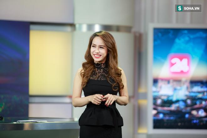 Cận cảnh buổi làm việc cuối cùng của BTV Trúc Mai tại VTV - Ảnh 7.