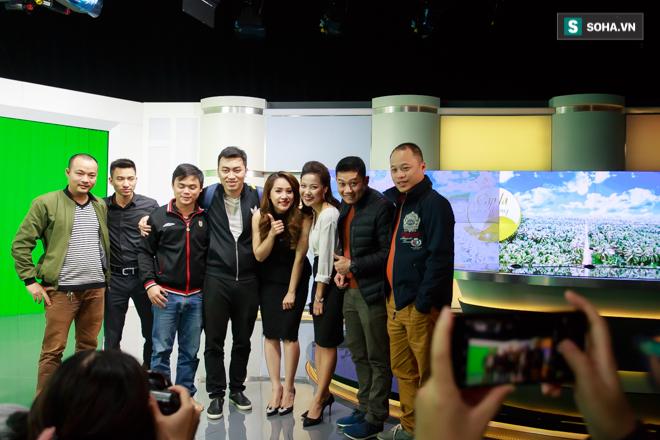 Cận cảnh buổi làm việc cuối cùng của BTV Trúc Mai tại VTV - Ảnh 10.