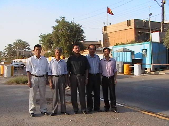 ĐSQ VN tại Iraq thời chiến tranh - Chuyện bây giờ mới kể (P2): Trở lại Baghdad trong nguy hiểm - Ảnh 1.