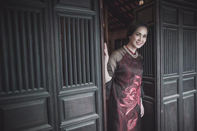 NSND Lan Hương làm người mẫu sau khi nghỉ hưu  - Ảnh 7.