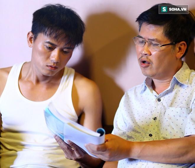 Quách Ngọc Tuyên: Đoàn làm phim ai cũng lo cho sức khoẻ của anh Phước Sang - Ảnh 2.