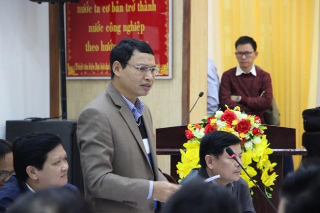 Bí thư Trương Quang Nghĩa: Đà Nẵng không có lý do để tồn tại ngành luyện kim - Ảnh 1.