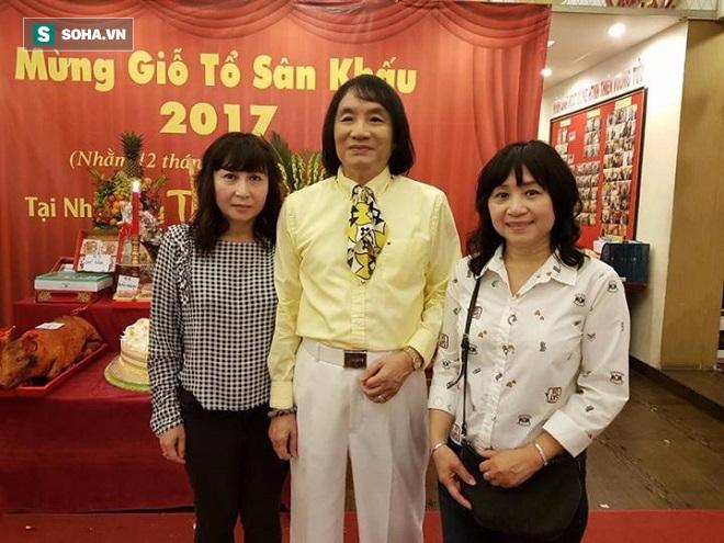 Sau cơn bạo bệnh, NSƯT Minh Vương lần đầu tiên làm Lễ giỗ Tổ hoành tráng - Ảnh 3.