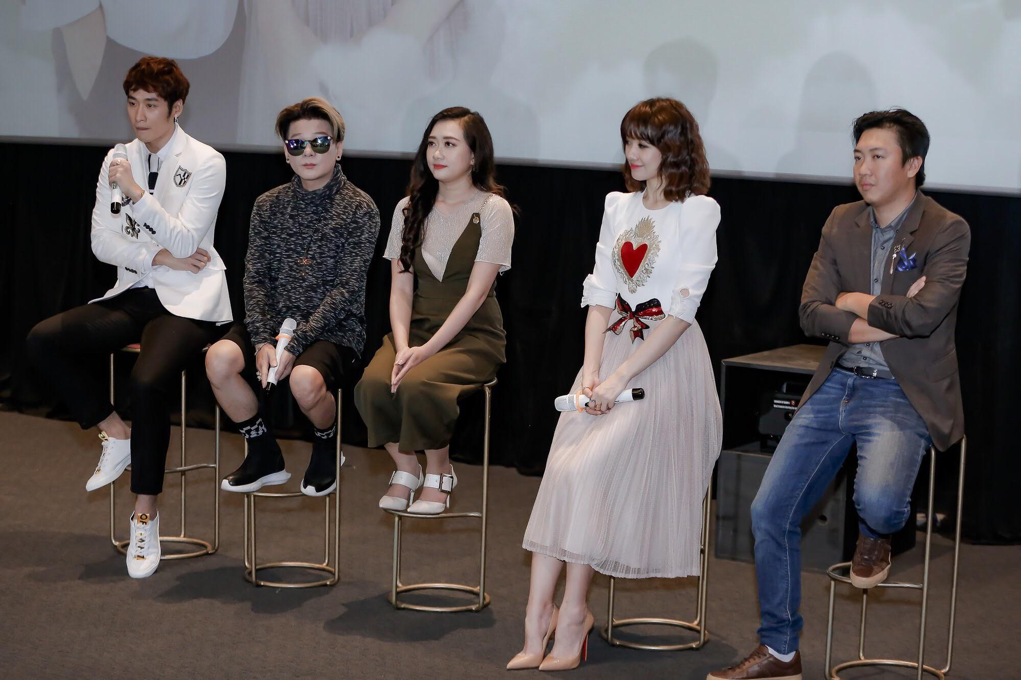 Sao Việt: Hari Won thừa nhận Trấn Thành đòi cát-xê cao khi đóng phim do vợ sản xuất
