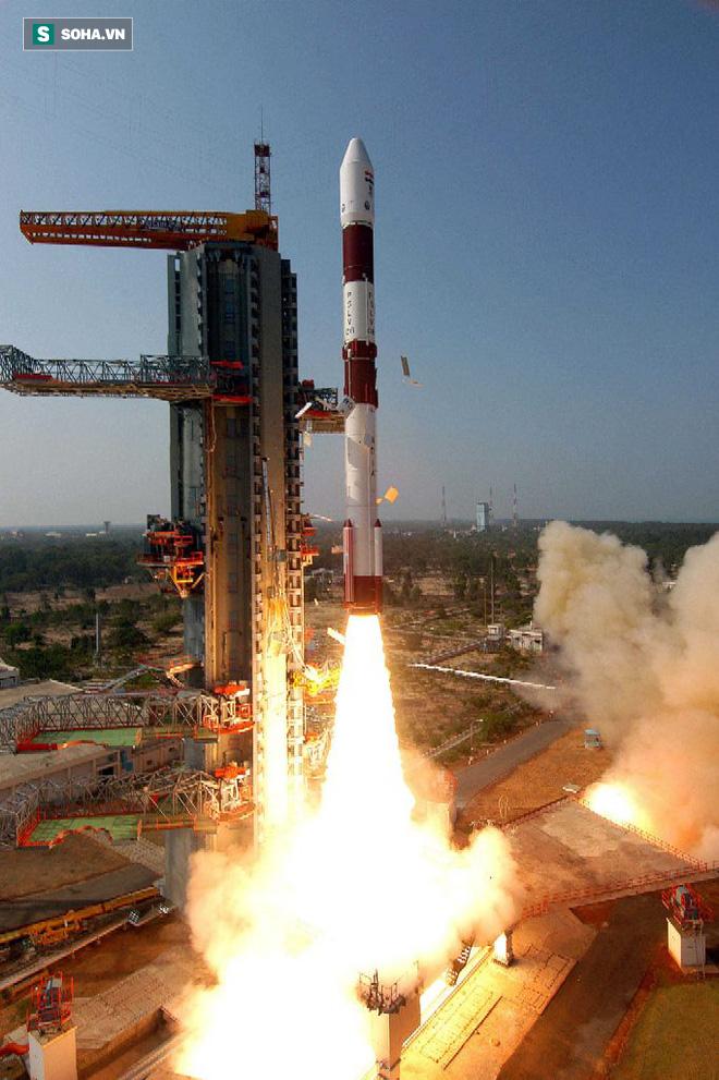 Vượt xa kỷ lục của Nga, Ấn Độ phóng 104 vệ tinh 1 lần duy nhất chỉ trong 18 phút - Ảnh 2.