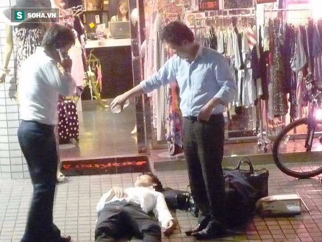 Xây dựng niềm tin trên bàn nhậu - văn hóa làm việc quan trọng của người Nhật Bản 1