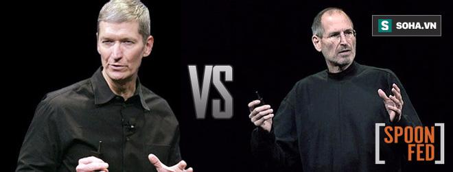 Những cung bậc cảm xúc của Apple dưới thời Tim Cook và Steve Jobs  - Ảnh 1.