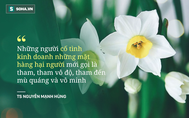 TS Nguyễn Mạnh Hùng: Ai bảo đức Phật không dạy làm giàu? Nhưng hãy thôi nghĩ đến việc làm giàu bằng cách vào chùa cầu xin! - Ảnh 3.