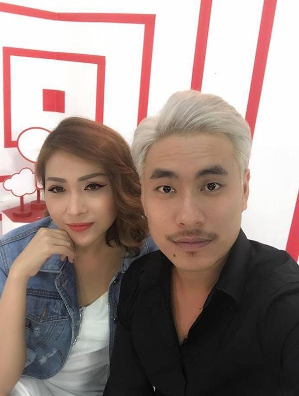 Diễn viên hài xinh đẹp Khả Như bị tai nạn nghiêm trọng khi tập phun lửa - Ảnh 2.
