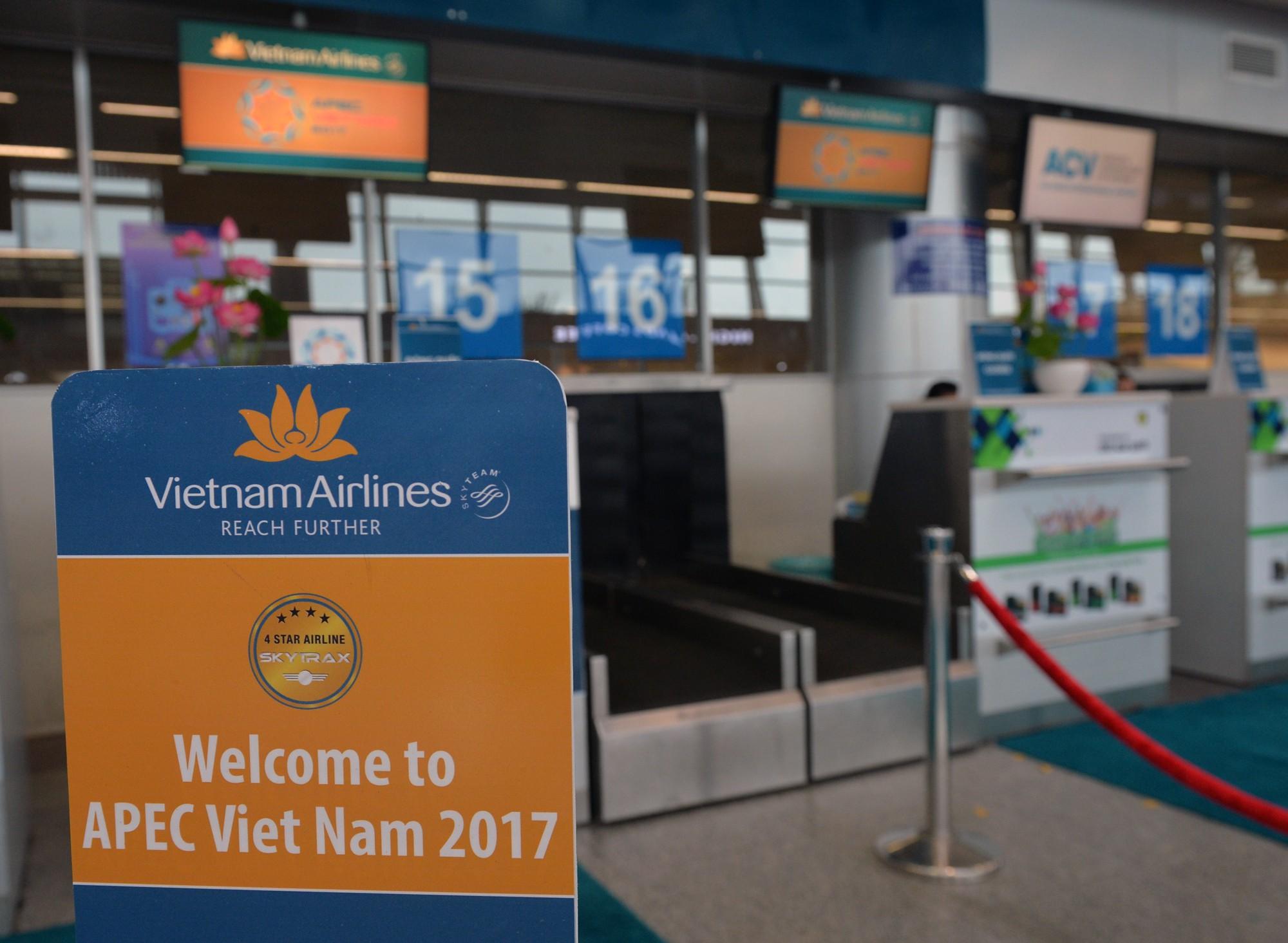[PHOTO ESSAY] Toàn cảnh Đà Nẵng chạy đua với bão chuẩn bị cho khai mạc APEC - Ảnh 21.