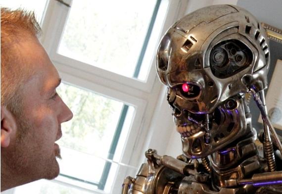 """""""Robot sát thủ"""": Những cảnh báo đáng sợ về loại vũ khí giết người của tương lai - Ảnh 1."""