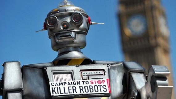 """""""Robot sát thủ"""": Những cảnh báo đáng sợ về loại vũ khí giết người của tương lai - Ảnh 2."""