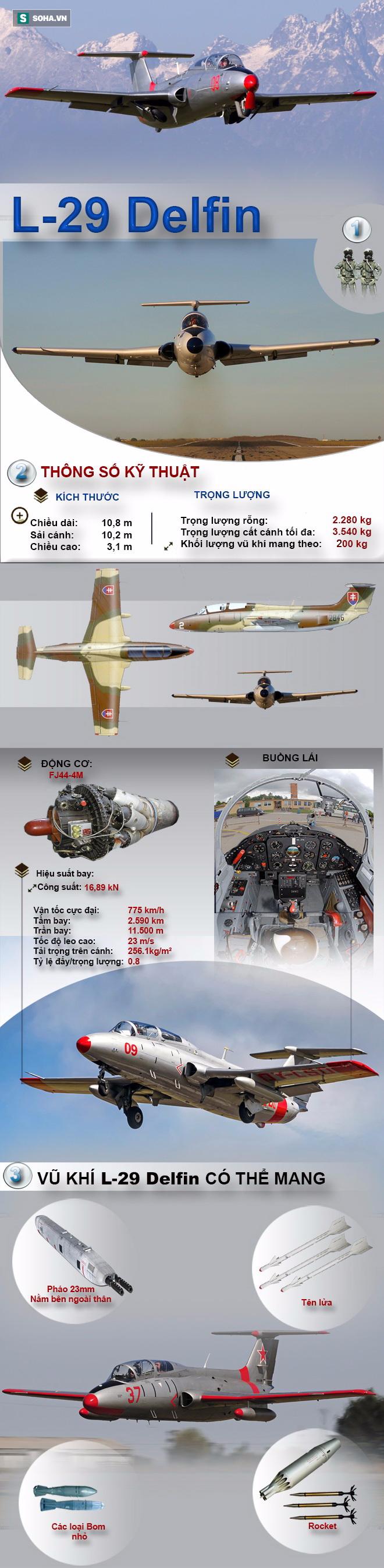 Máy bay huấn luyện-chiến đấu phản lực đầu tiên của Không quân Việt Nam có gì đặc biệt? - Ảnh 1.